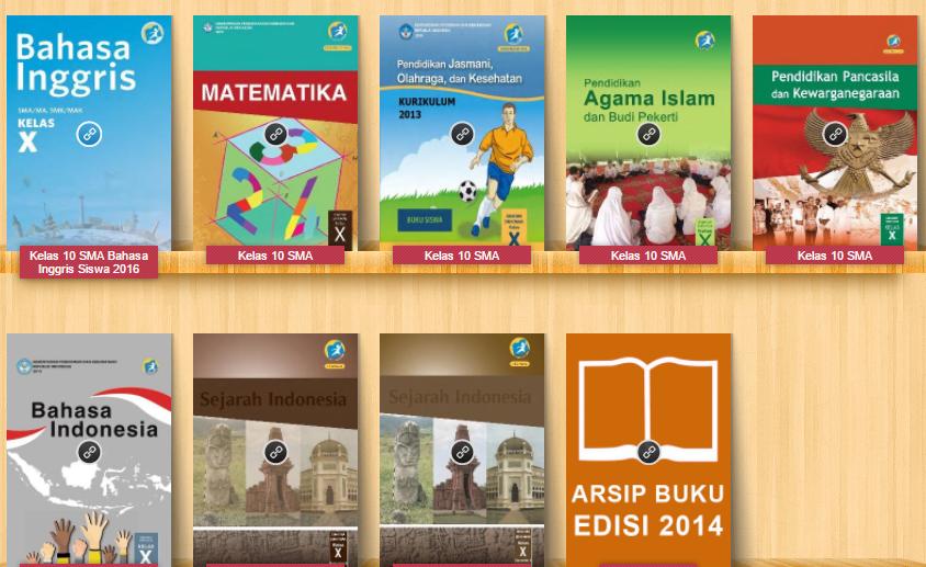 Download Buku Guru dan Siswa SMA Kelas X, XI dan XII ...