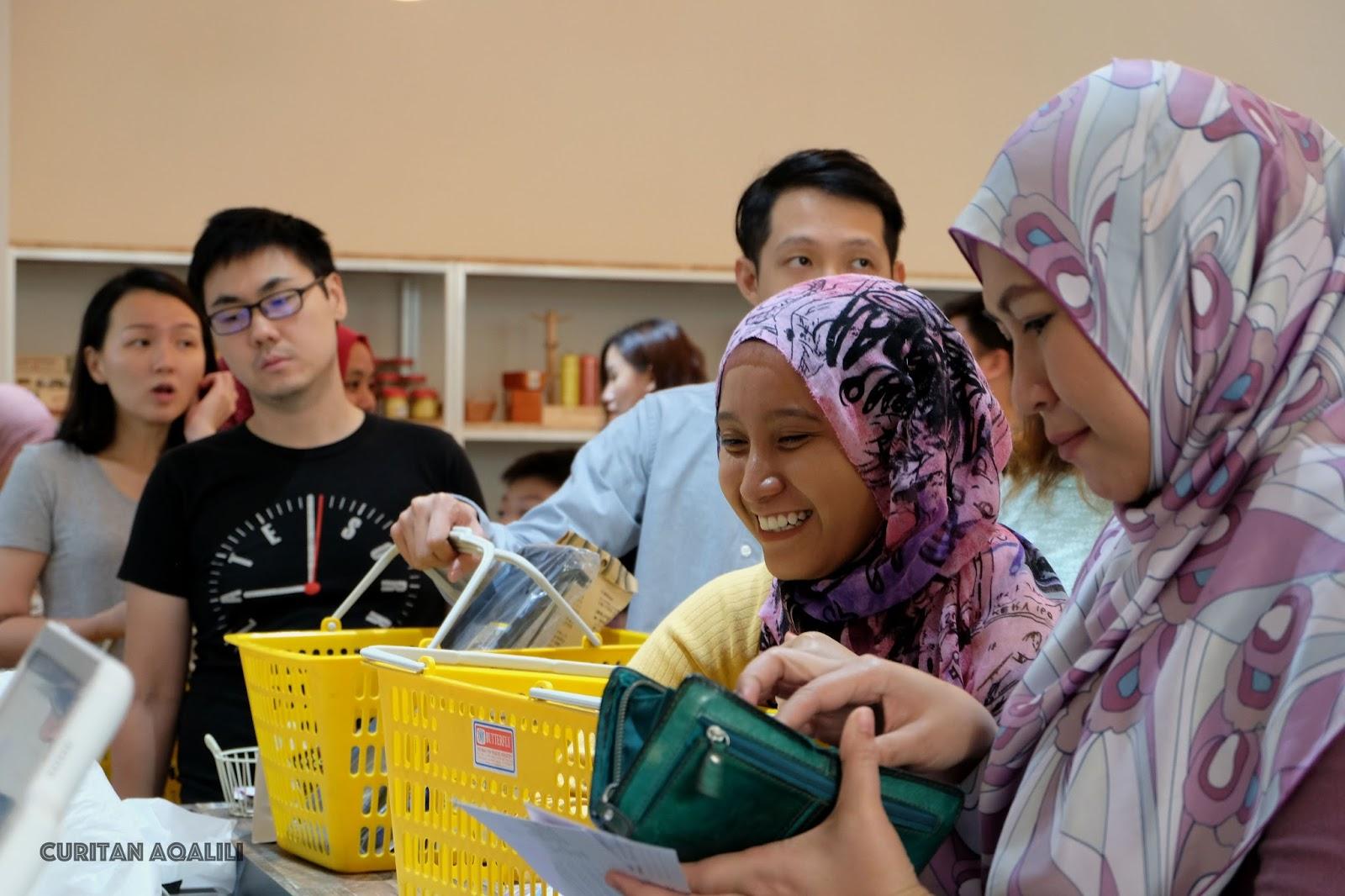 TOKUYA Malaysia Curitan Aqalili