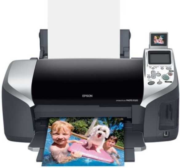 Epson photo r320 драйвер windows 7 скачать