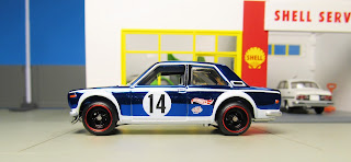 Hot Wheels RLC Datsun Bluebird 510
