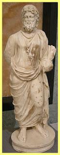 Escultura de Plauto