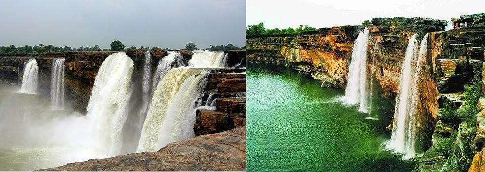 Chitrakoot Water Falls - The Niagara Falls of India updates by www.EChhattisgarh.in