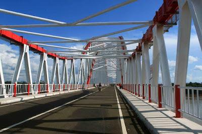 jembatan karya jurusan teknik sipil