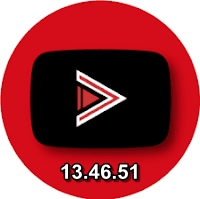 YouTube Mod 13.46.51 Apk (Tanpa Iklan, Background Play, Black Theme)