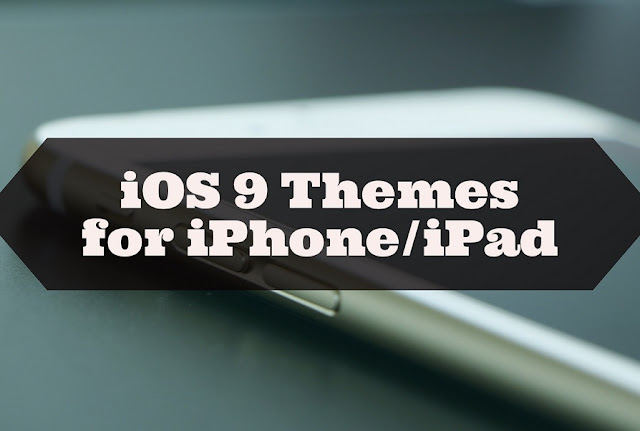 Are you looking for beautiful iOS 9 themes for iPhone/iPad? Well, I have listed some of the best themes for iOS 9 which are freshly designed for all iPhone
