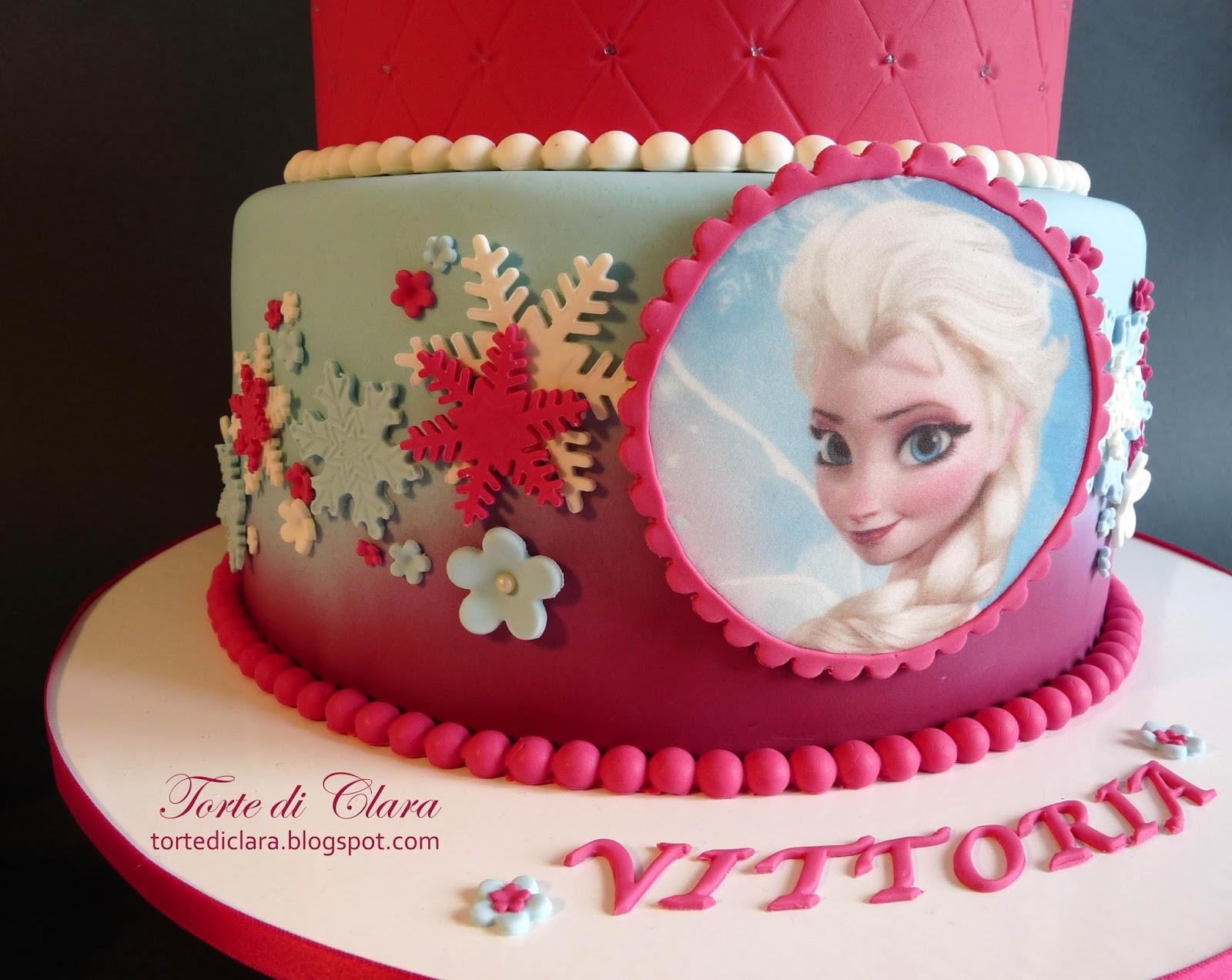 Torte Di Clara Frozen Cake 2