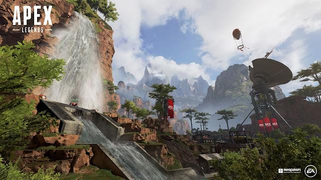 تحميل لعبة الباتل رويال الجديدة apex legends  للكمبيوتر والايفون والاندرويد اخر اصدار