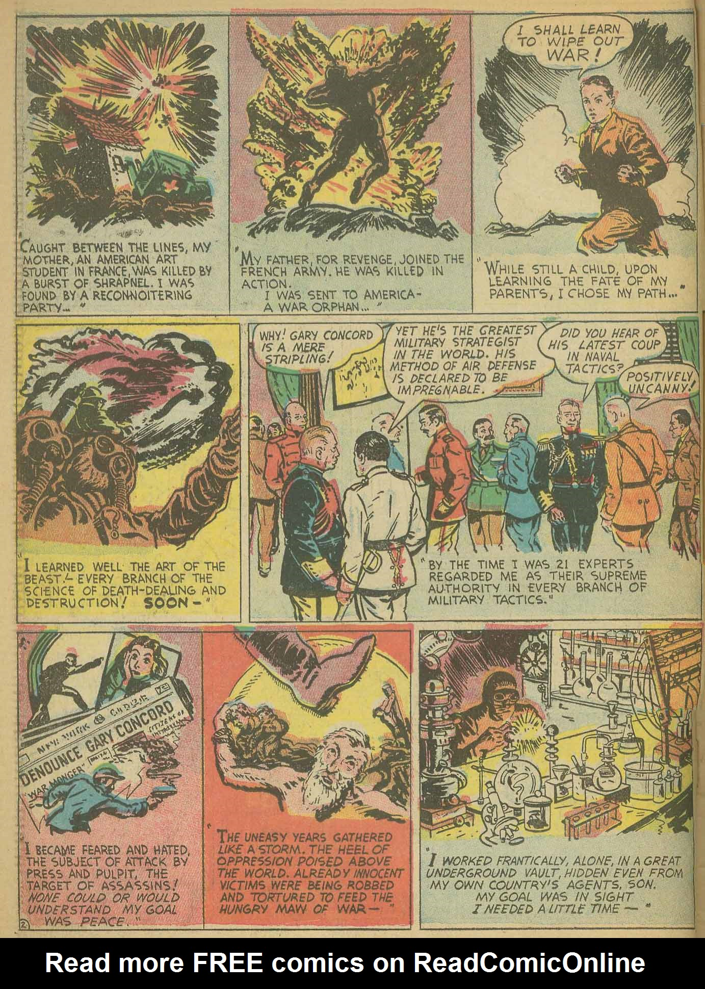 Read online All-American Comics (1939) comic -  Issue #8 - 4