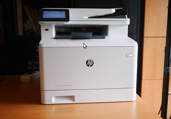NEW DRIVERS: HP MFP M477FDW
