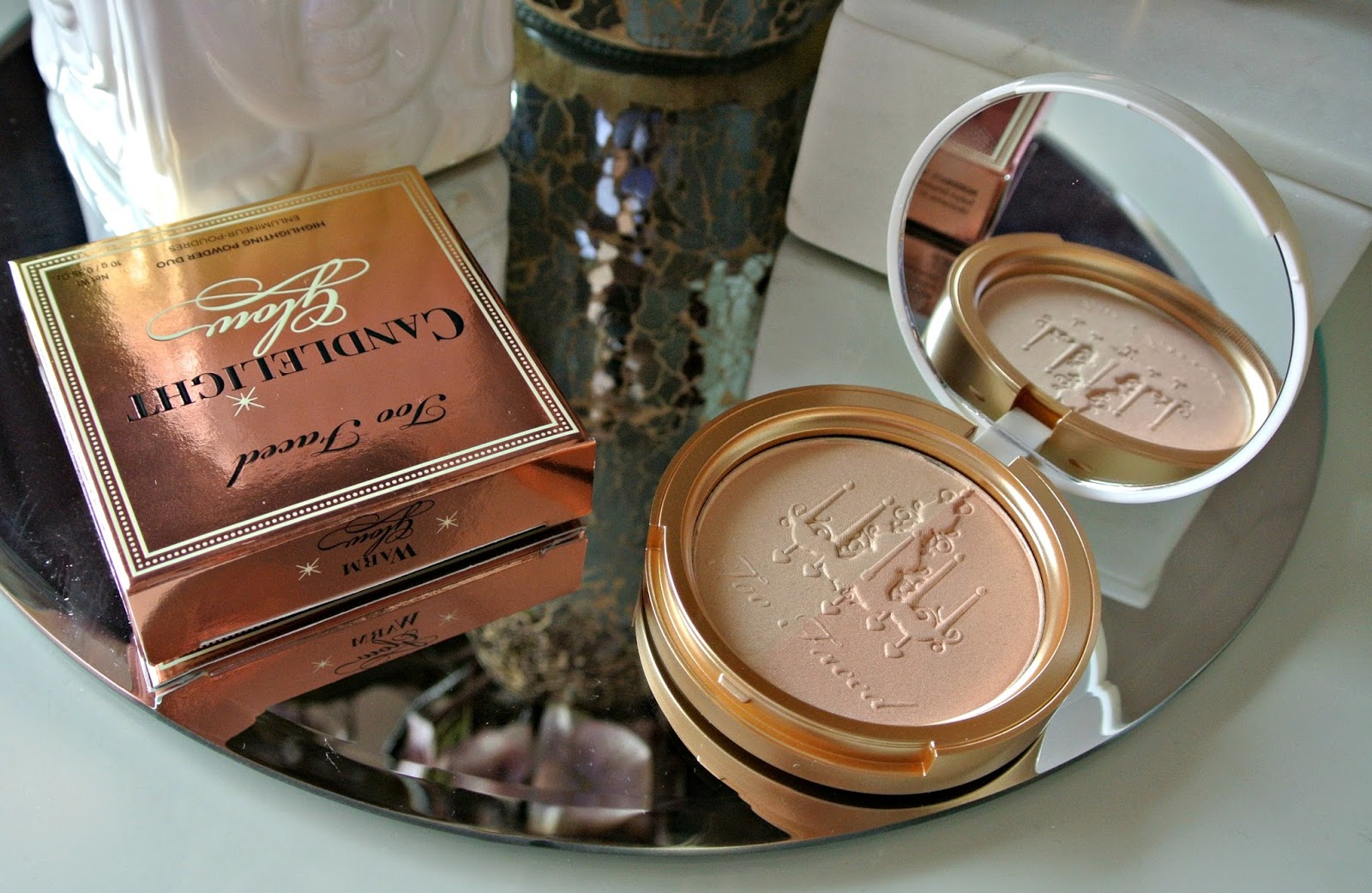 Too Faced Candlelight Glow Highlighter in Warm Glow