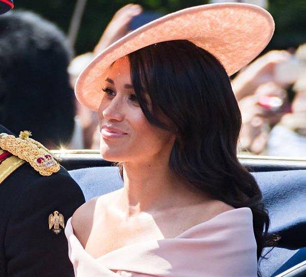 The Duchess of Sussex spended 400 thousand pounds for her outfits in 2018