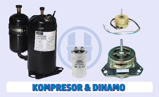 Persamaan Kompresor dan Dinamo