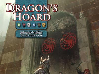 Reseña - Dragon's Hoard para Canción de Hielo y Fuego (Green Ronin)