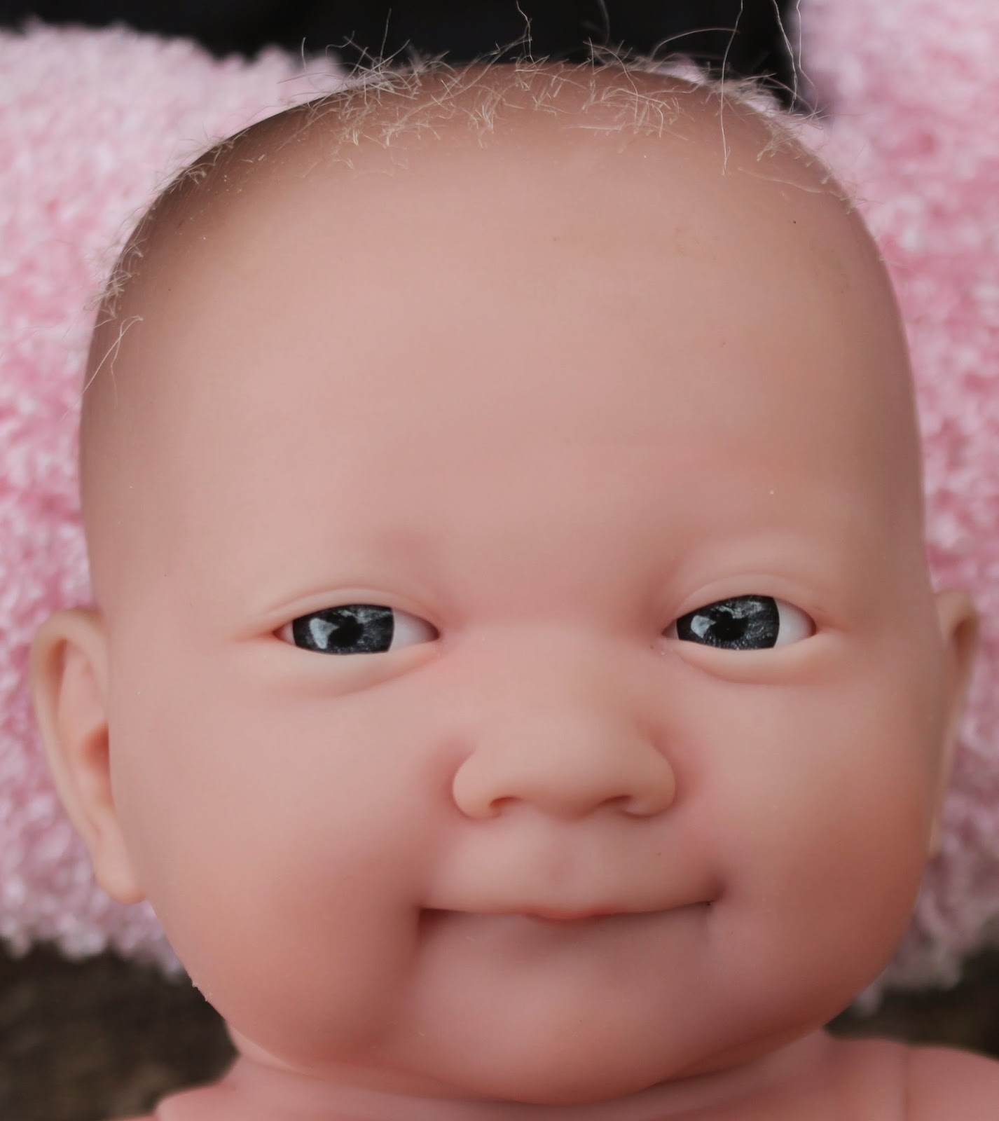 Planet Of The Dolls Doll A Day 265 Berenguer La Newborn