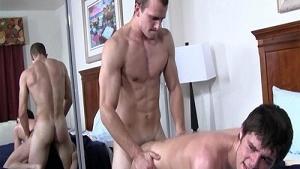 He Likes That Boy Pussy – Grant Porter & Tucker Reese (Bareback)