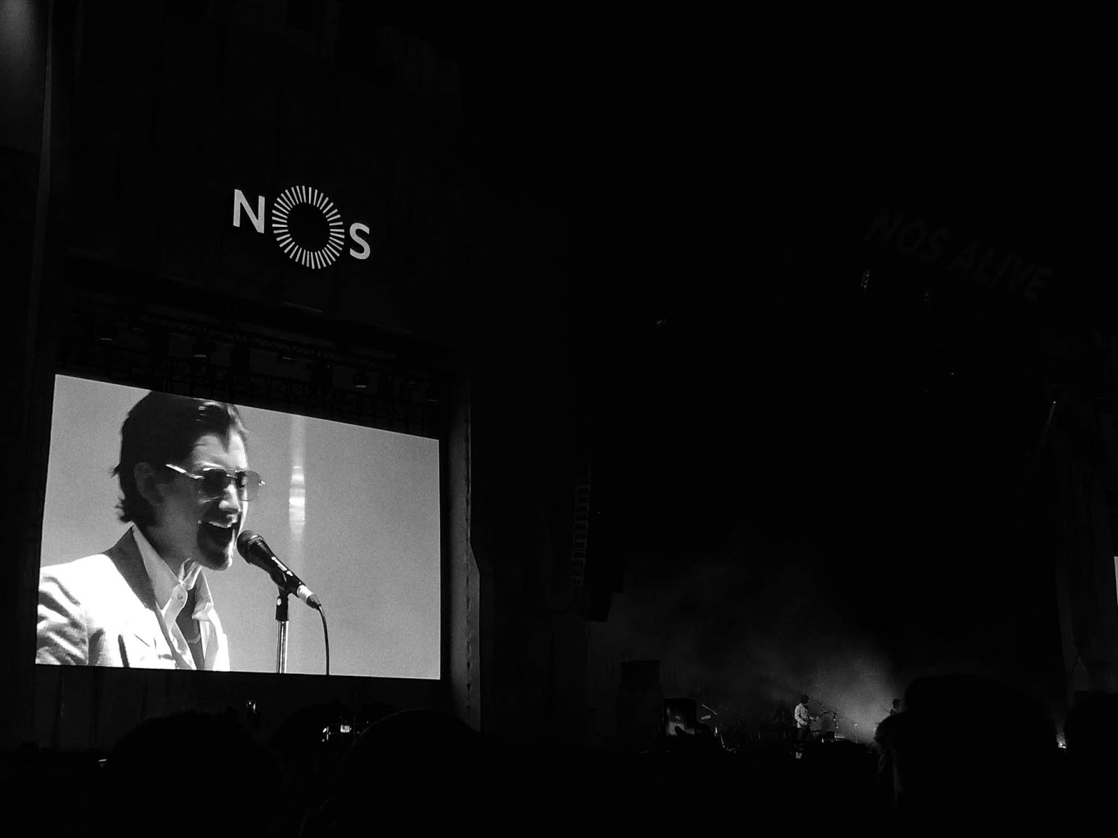 Nos Alive 2018, Portugal, Arctic Monkeys