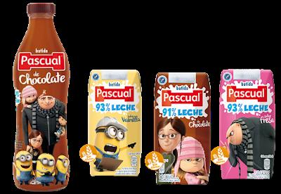 sorteo lote batidos Pascual