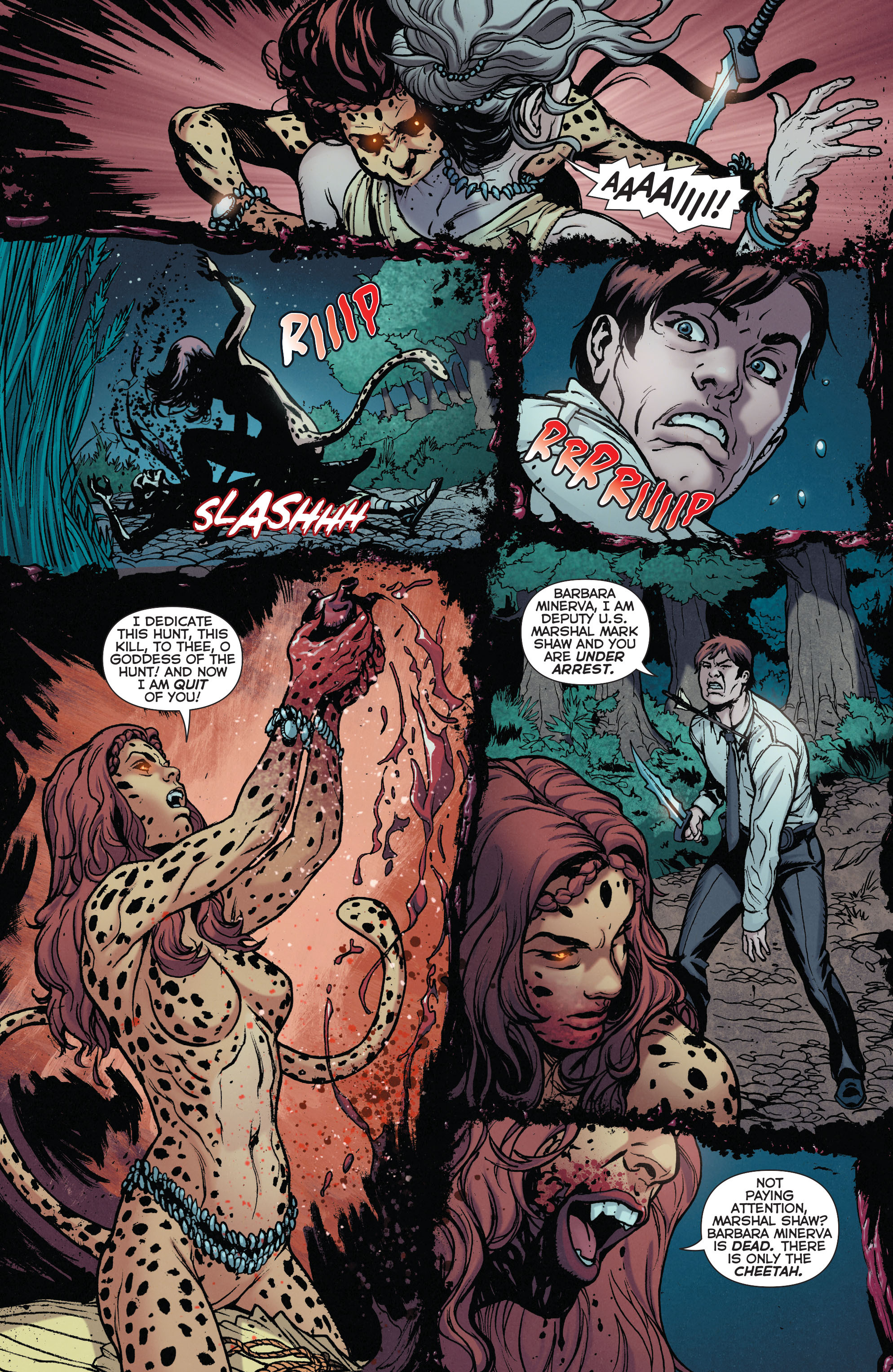 Read online Wonder Woman (2011) comic -  Issue #23.1 - 20