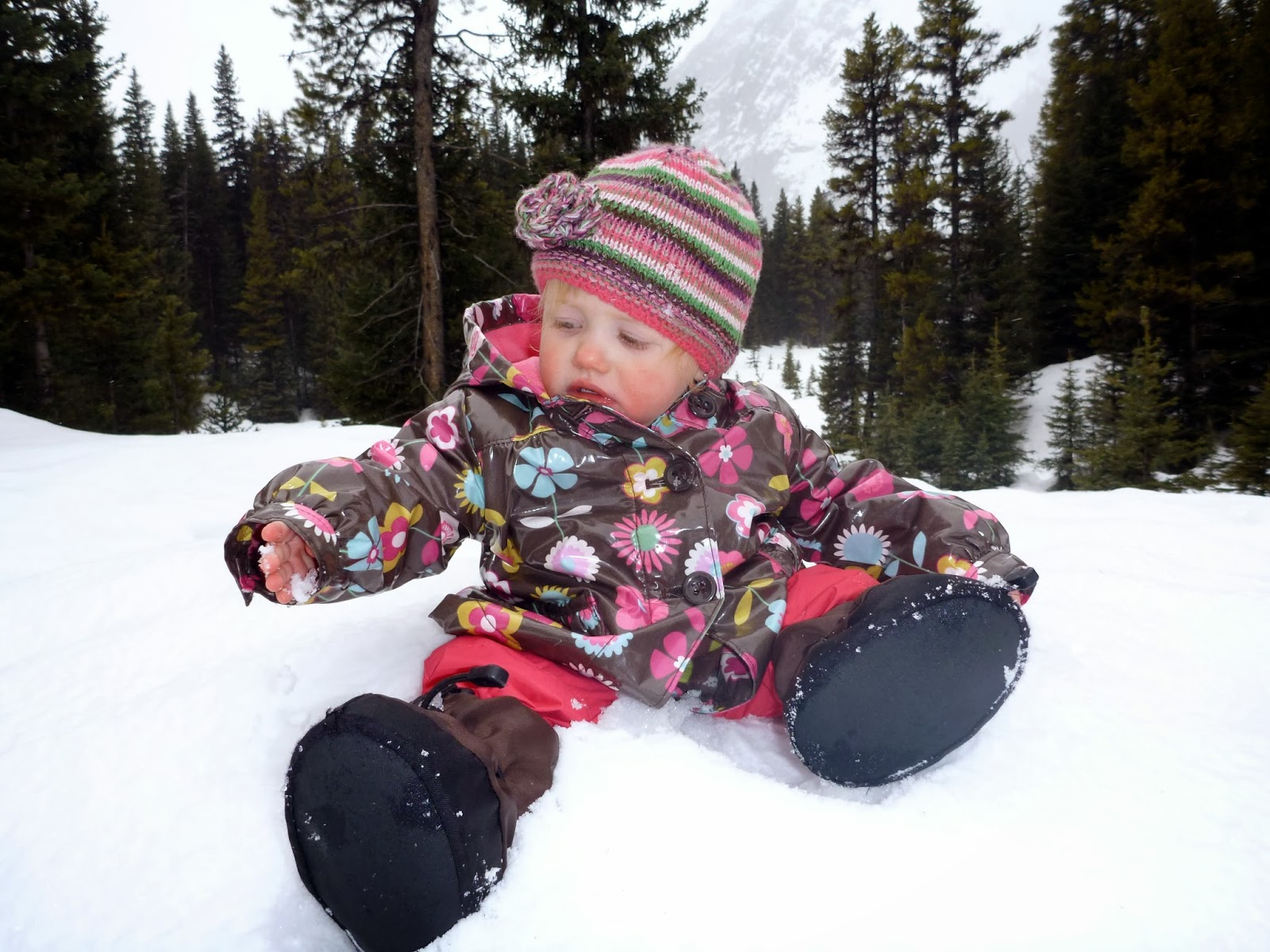 b3533e9346eb Family Adventures in the Canadian Rockies  Warm Toes are Happy Toes ...
