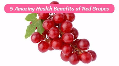 5 Amazing Health Benefits of Red Grapes, govthubgk