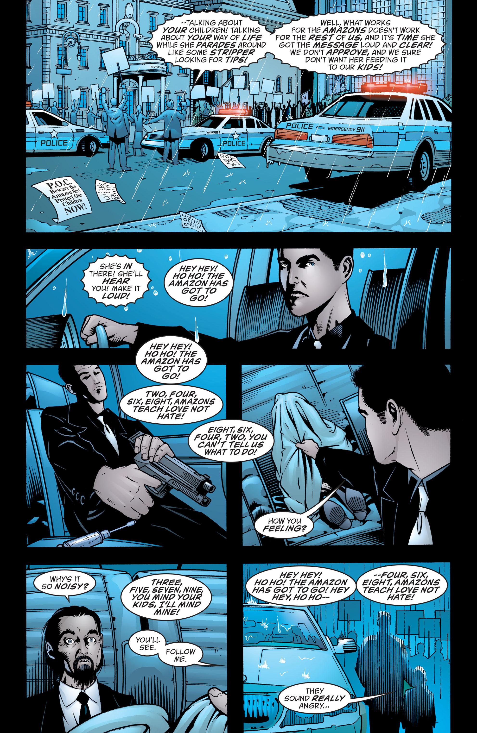 Read online Wonder Woman (1987) comic -  Issue #199 - 19