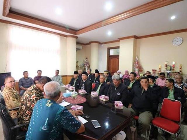 Pemkot Ambon Terima Kunjungan Kerja FKUB Kota Semarang