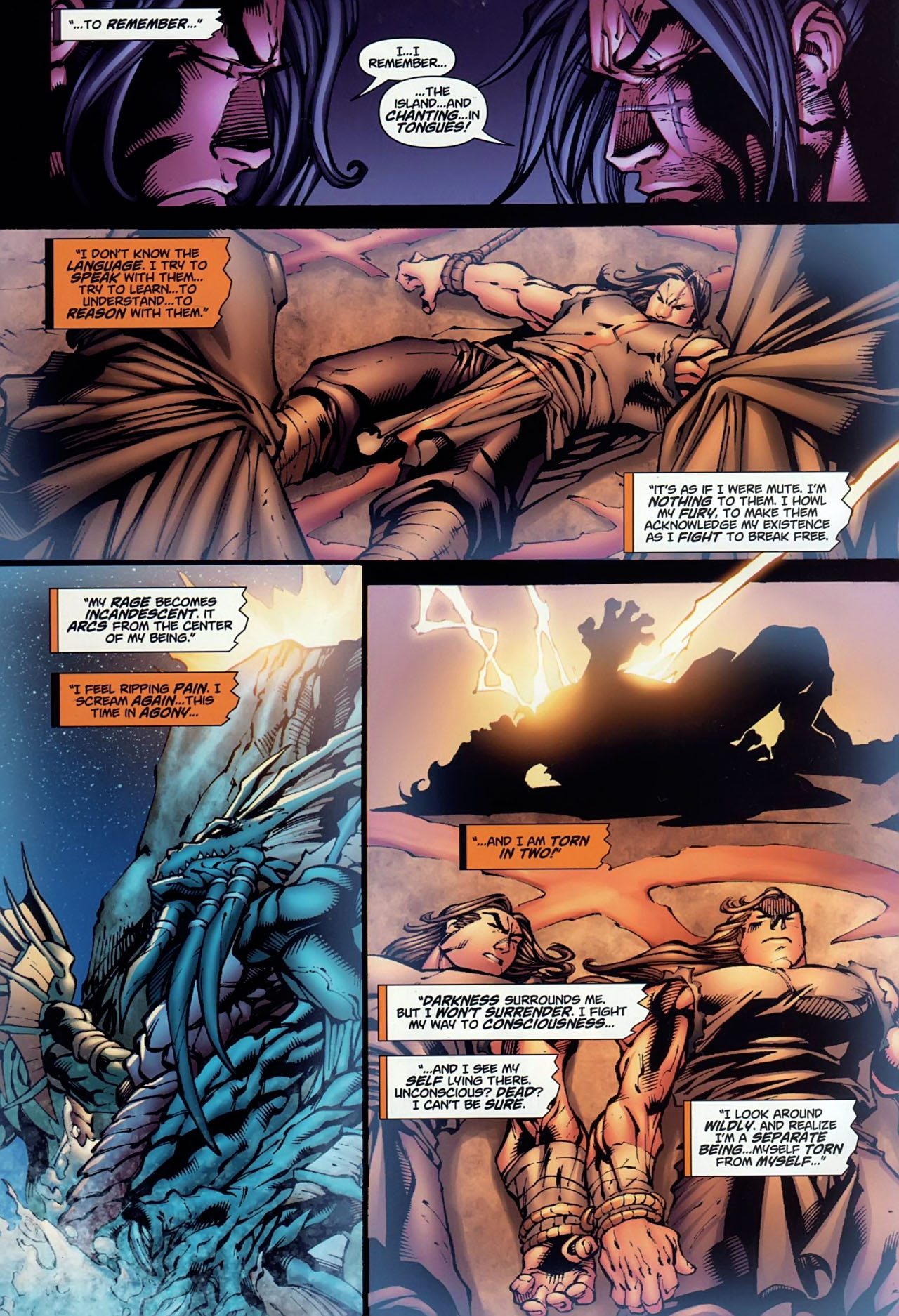 Read online World of Warcraft comic -  Issue #13 - 16