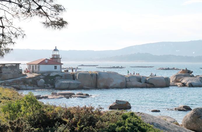 paisajes galicia pontevedra isla arousa