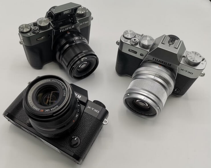 Fujifilm X-T30 Unveiled; Designed for All Photographers from Beginner to Advanced