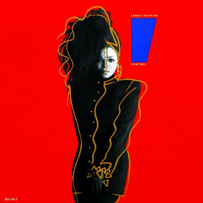 Kids From Fame Media: Janet Jackson Control Album 1986