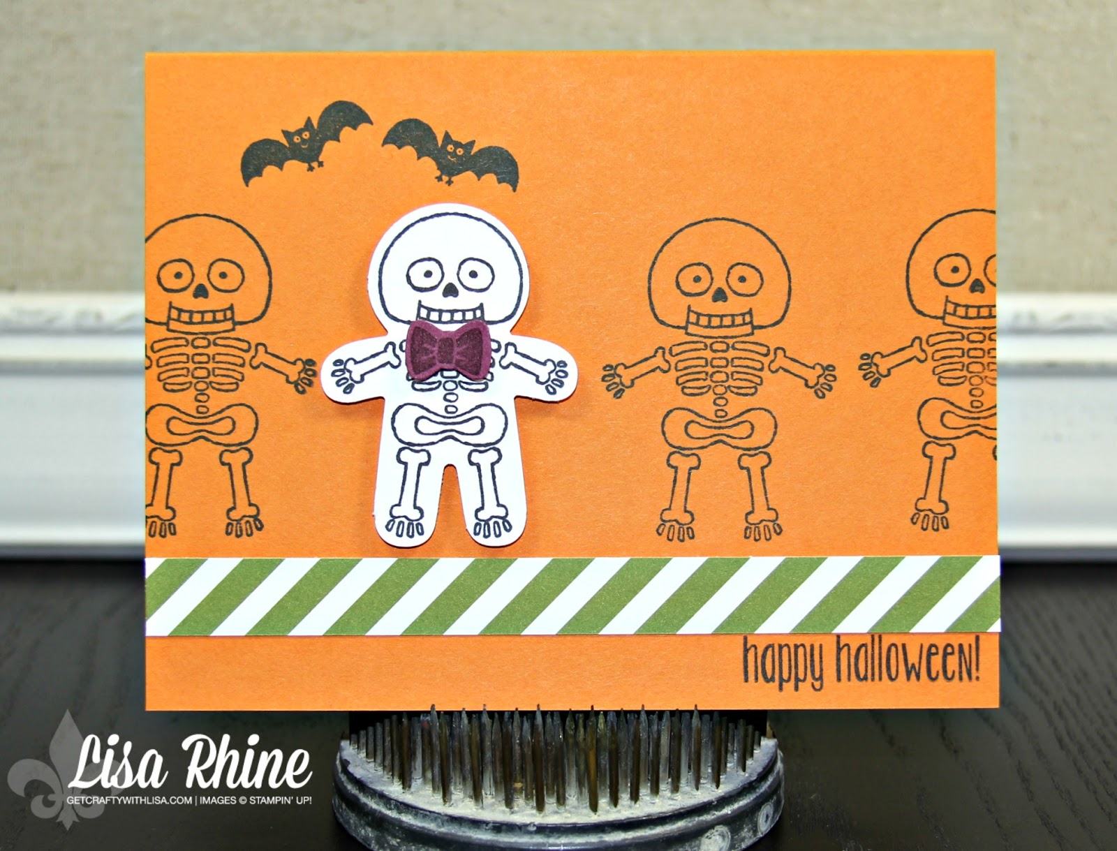 get crafty with lisa cookie cutter halloween card u0026 treat wrapper