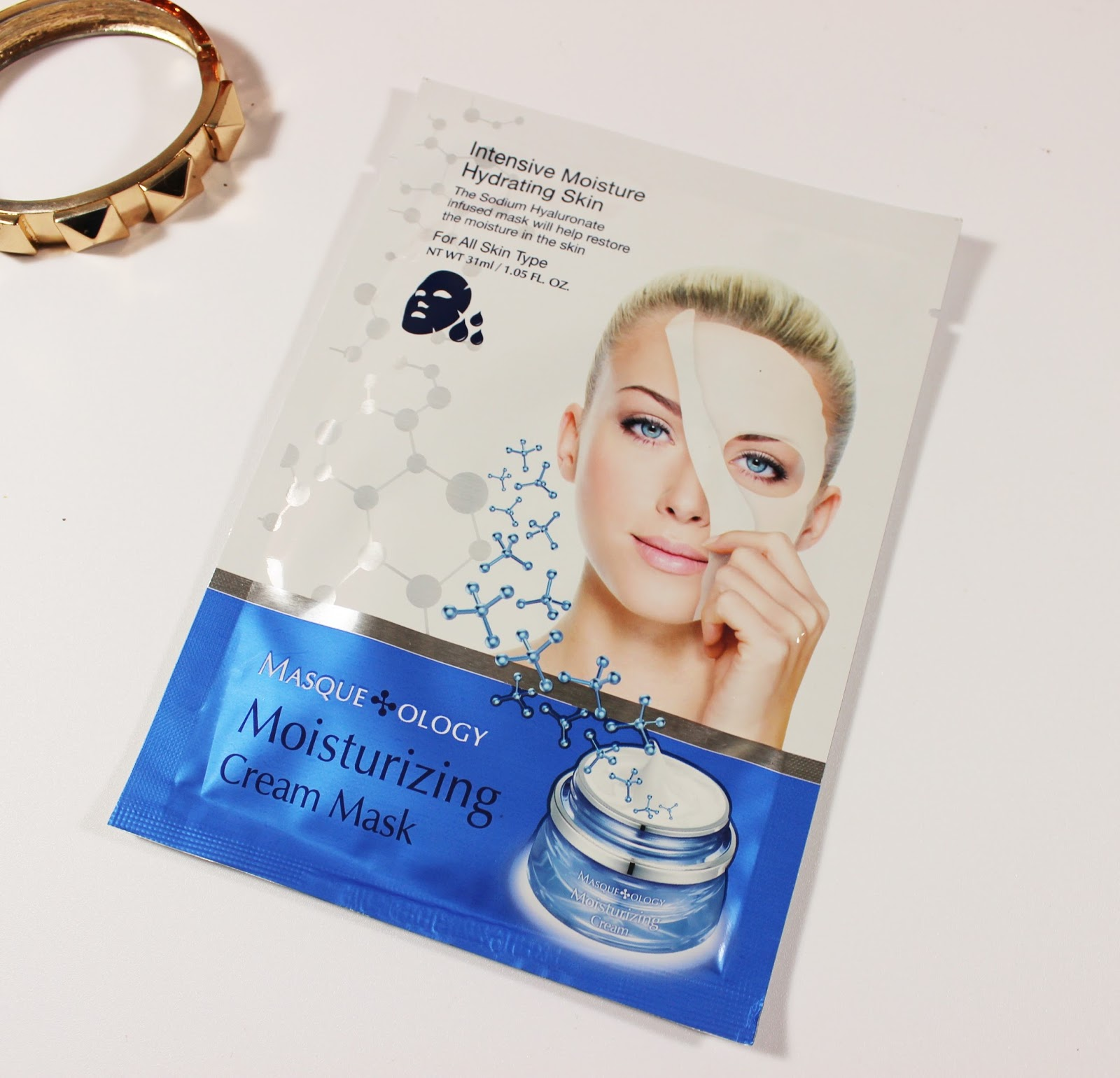 Masqueology Moisturizing Cream Mask