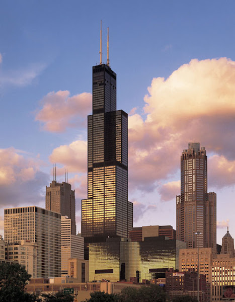 décimo prédio mais alto do mundo