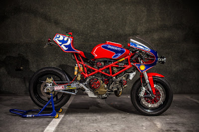 "Ducati Monster 1000 ""Pata Negra"" by XTR Pepo"