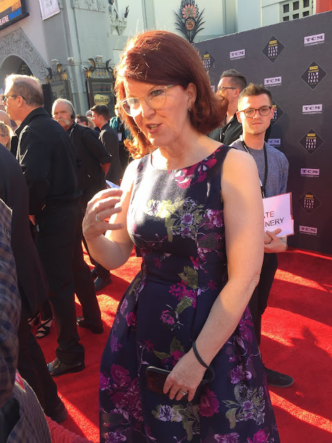 Kate Flannery TCM Classic Film Festival