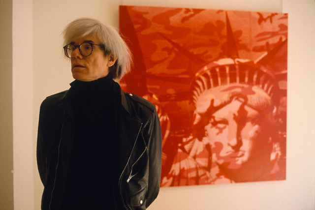 Rabiscos Andy Warhol Polar 243 Ide