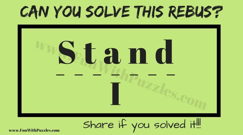 Easy Rebus Puzzles For Kids With Answers Fun With Puzzles