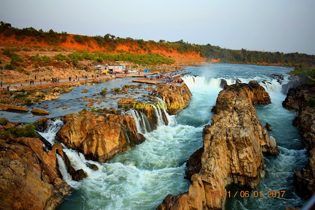 Waterfalls near Jabalpur