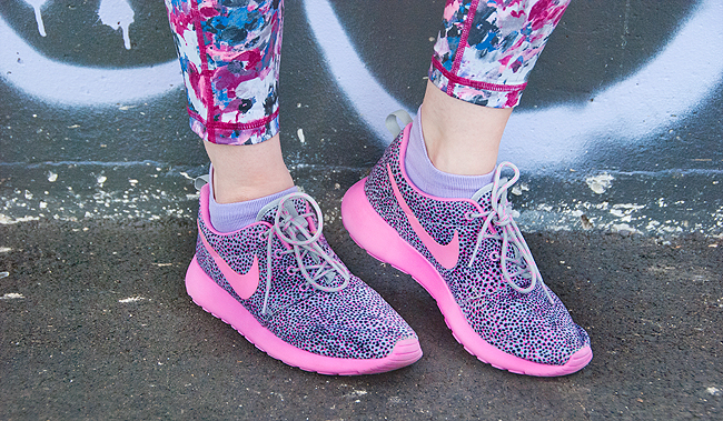 blogger, sports, Nike