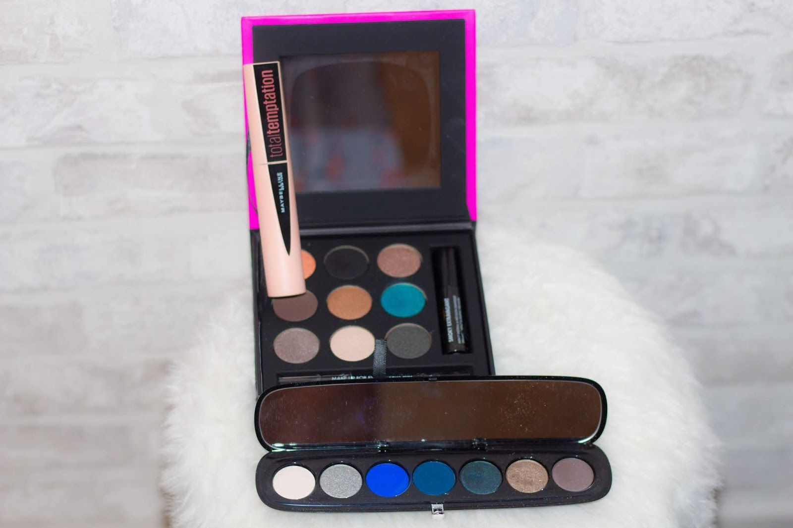 maquillage - yeux - marc jacobs - mufe