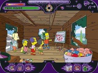 Virtual Simpsons