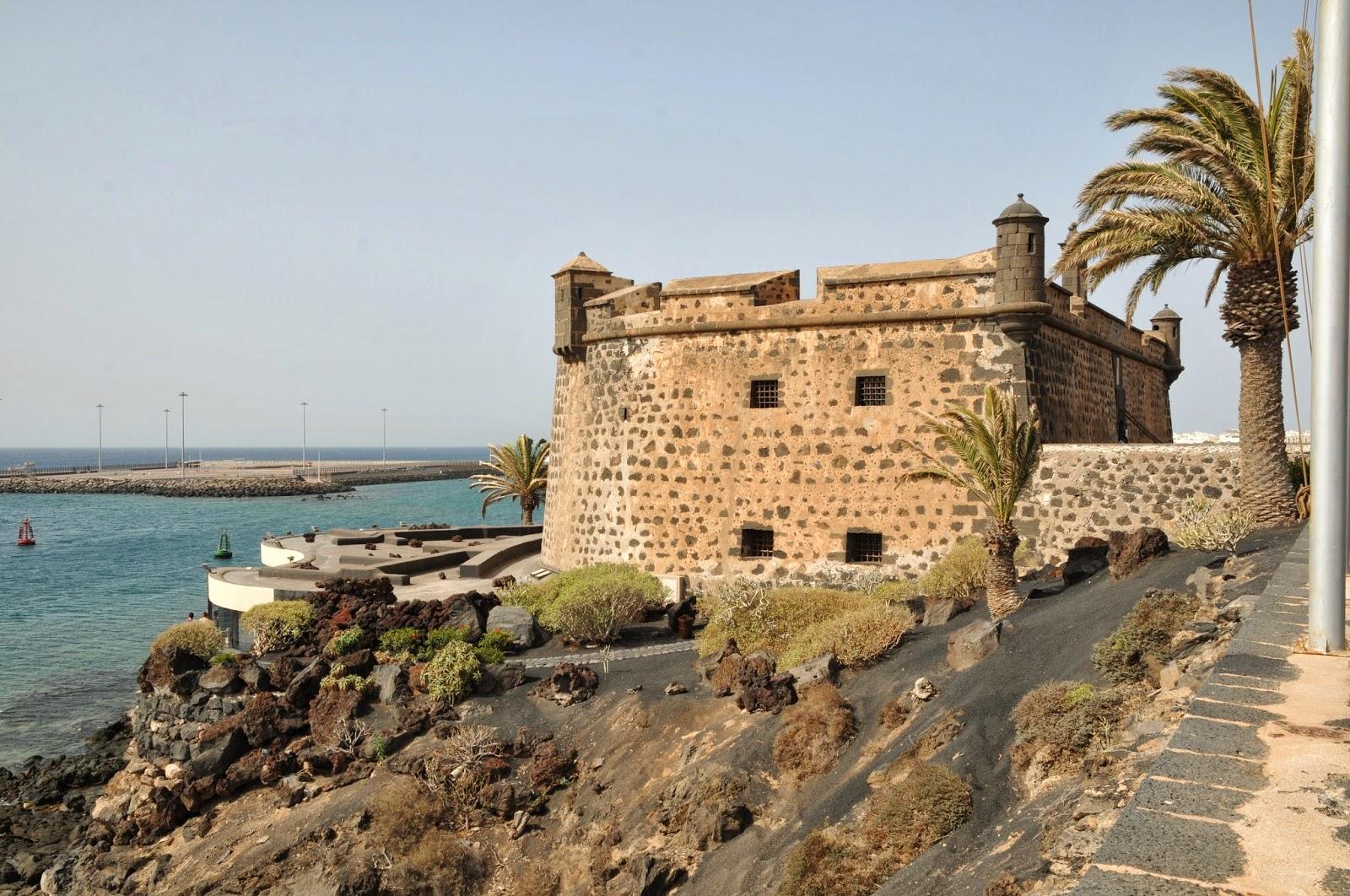 Castello di San José, Arrecife