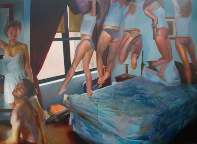 Реалистичная живопись. Anna Wypych 7