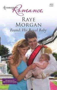 El Heredero del Príncipe – Raye Morgan