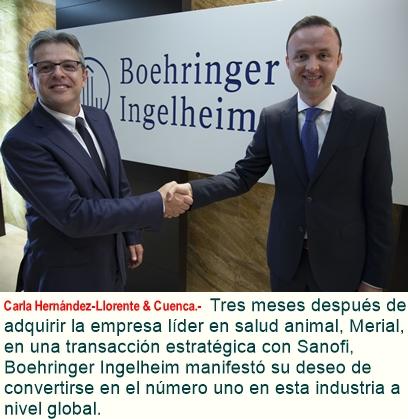 El negocio de Salud Animal, preparado para un fuerte crecimiento a largo plazo.