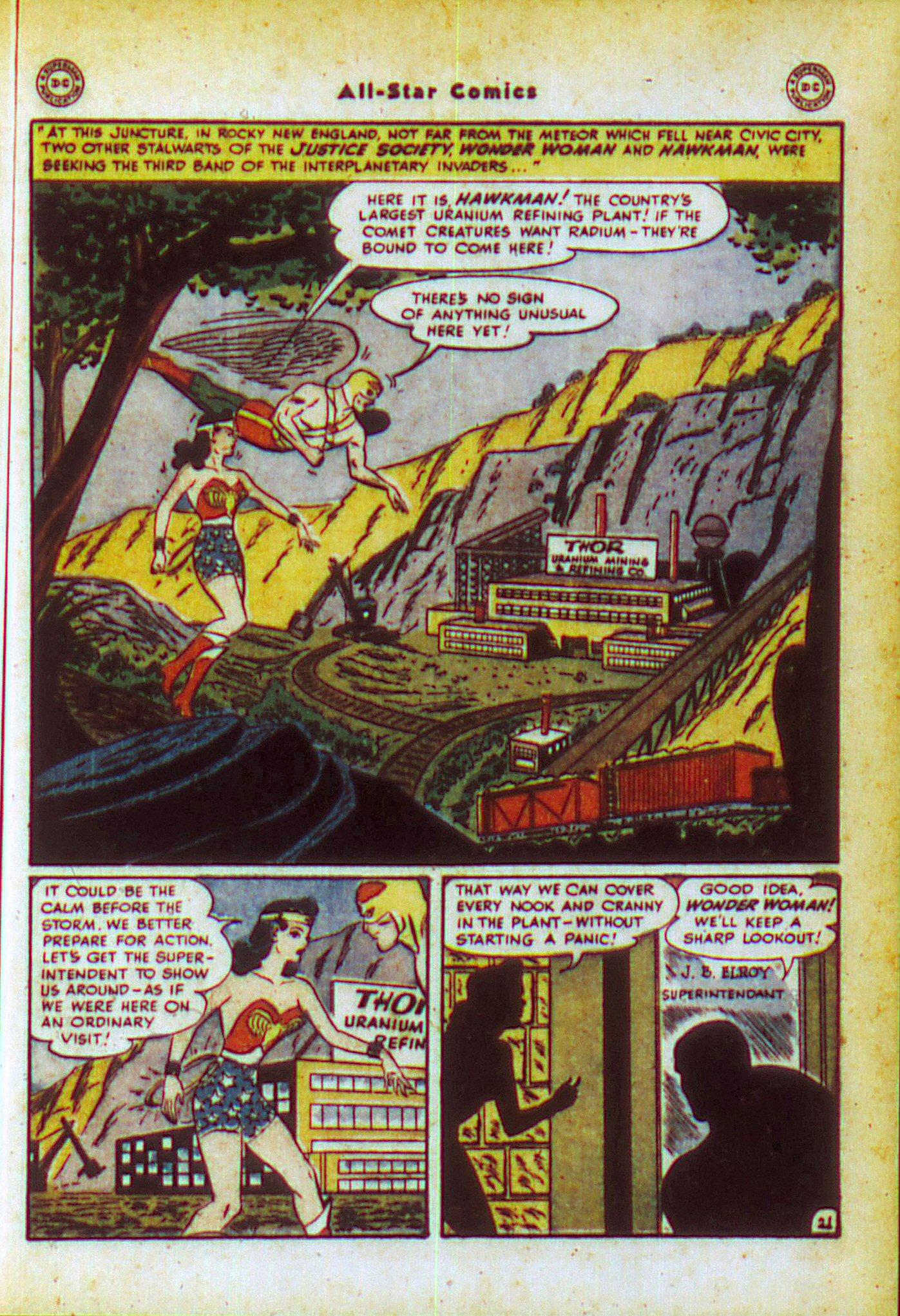 Read online All-Star Comics comic -  Issue #49 - 25