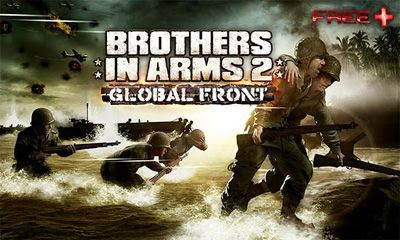 Brothers In Arms 2: Global Front HD Apk + Data for Android