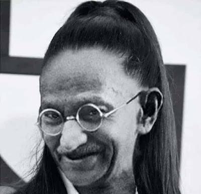 Typo Ariana Grande jadi Ariana Gandi
