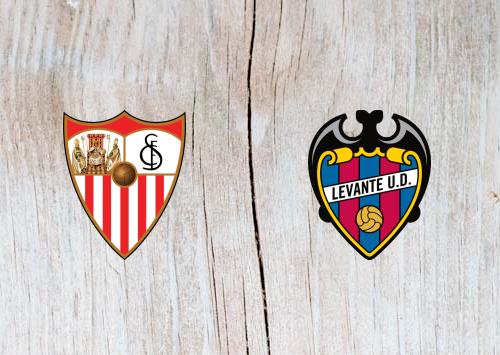 Sevilla vs Levante - Highlights 26 January 2019