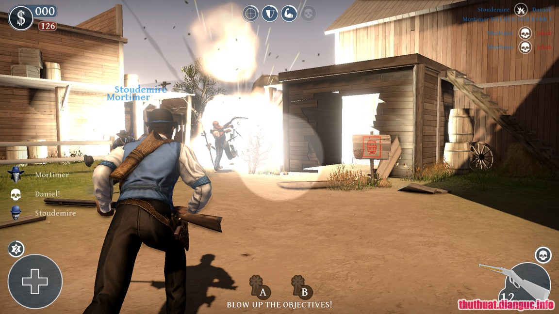 Tải Game Lead and Gold: Gangs of the Wild West Full Crack, Lead and gold gangs of the wild west crack download